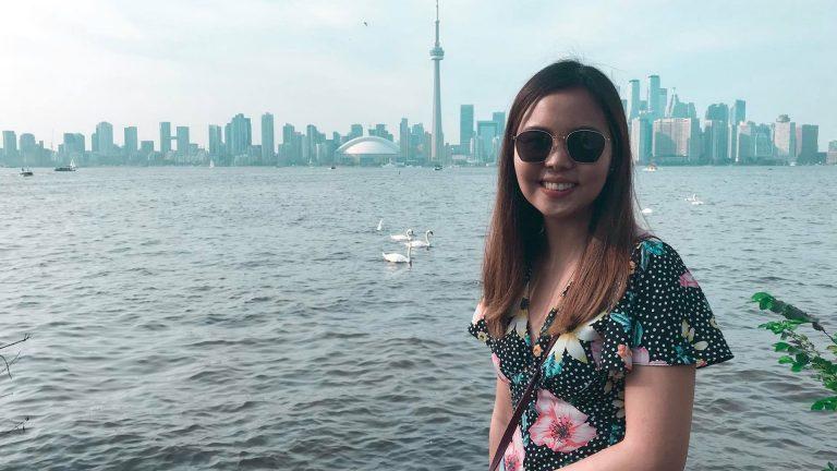 Student Highlight: Danah Reyes