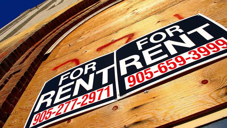 Finding Rentals in Toronto