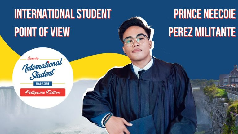 Prince Militante: International Student's Point-Of-View