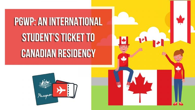 PGWP: An International Student's Ticket to Canadian Residency