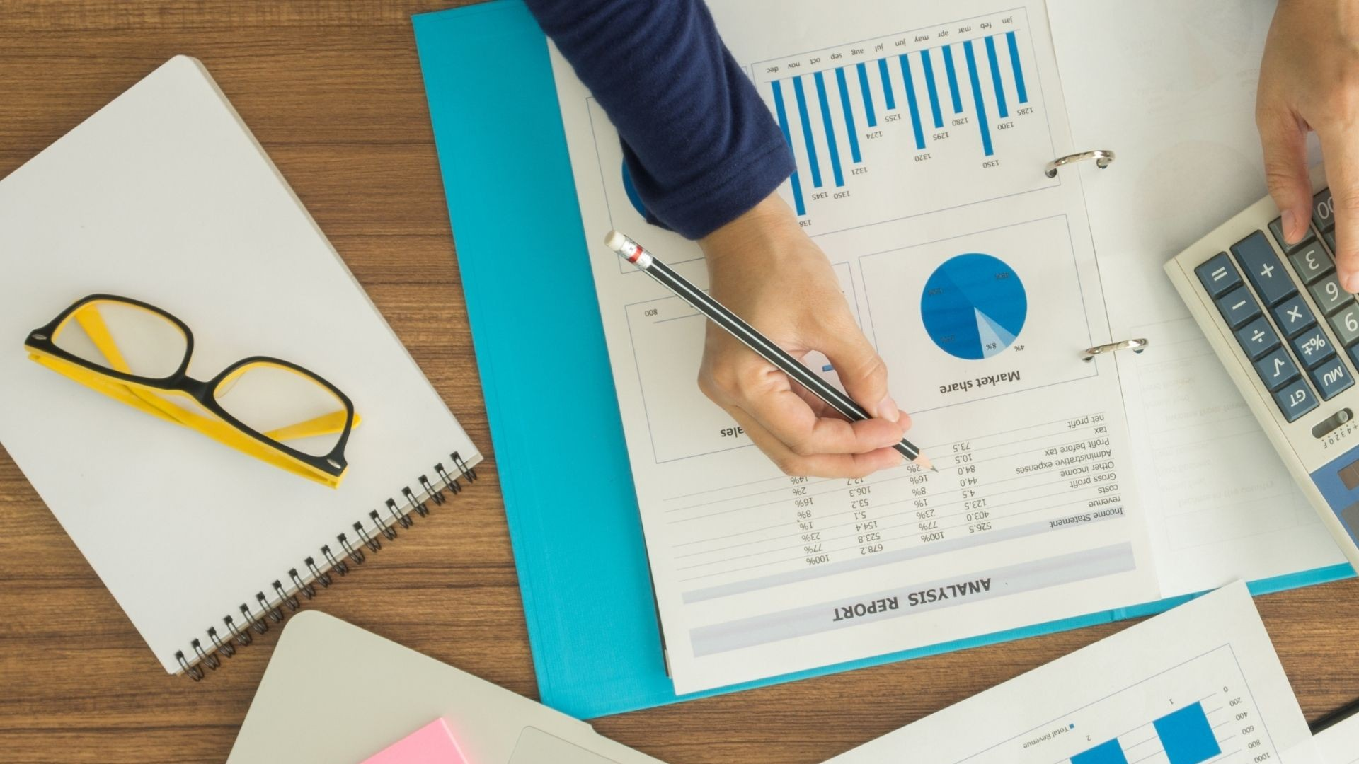 Business Accountant Image